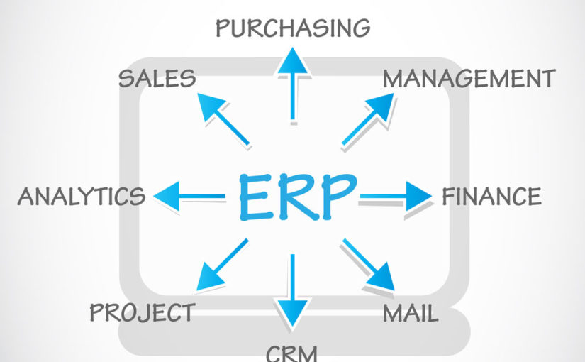 ERP ENTERPRISE RESOURCE PLANNER