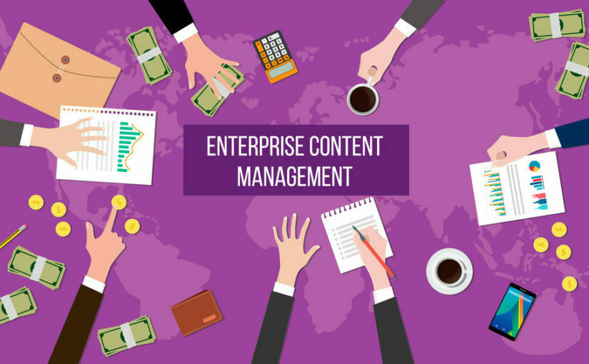 Software ECM (Enterprise Content Management)